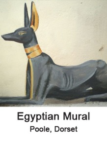 egyptian-mural