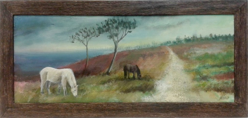 Ponies on the Heath I