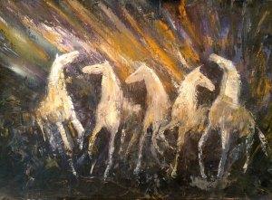 Storm Horses