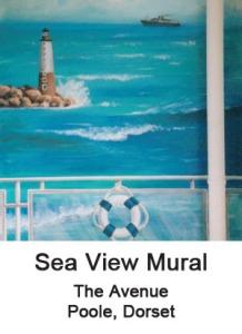 seaview mural