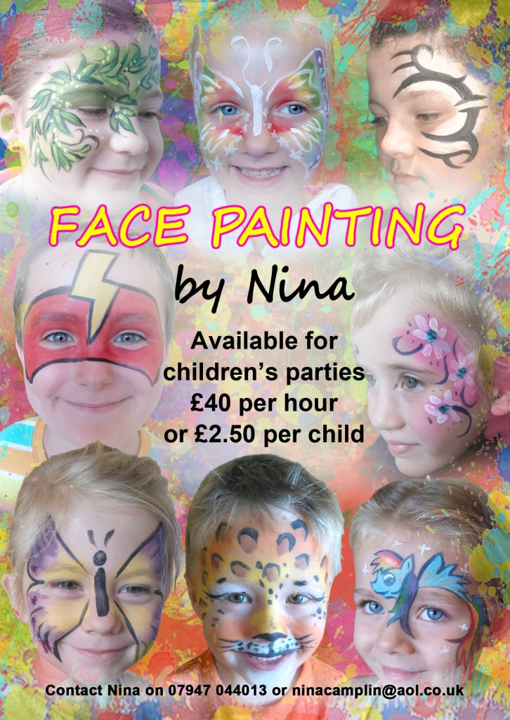 face-painting-poster