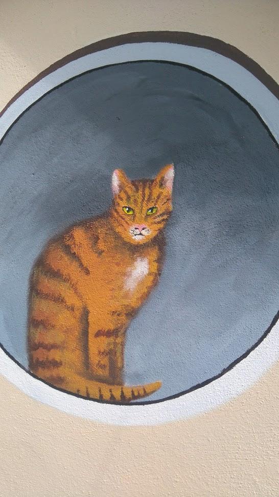 cat repaint 2017