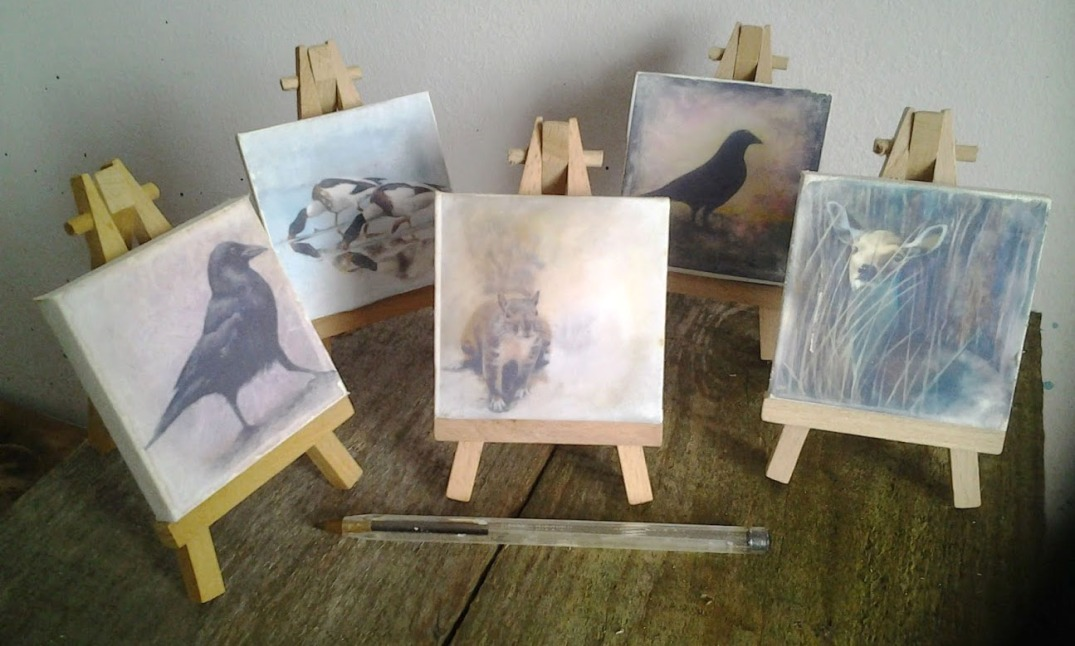 mini canvasses