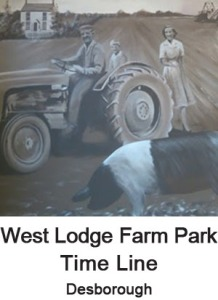 west lodge time line