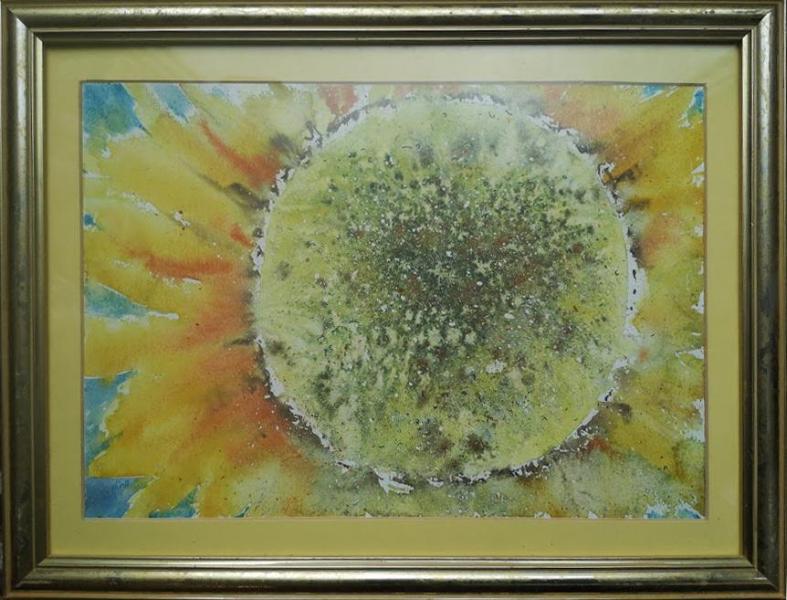 golden-sunflower-framed-1