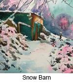 snow barn TN